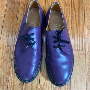 Purple Classic Dr. (Doc) Martens